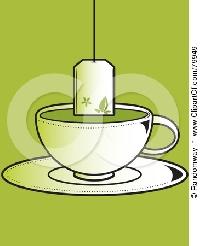Send Out Quickly Tea Swap no.~2 USA