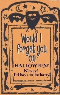 Halloween Hello!
