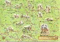 QUICK Map Postcard Swap