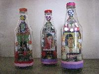 Frida in a Bottle