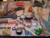 Desk De-clutter #6