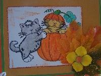 Pumpkins....Pumpkins....& More Pumpkins Card