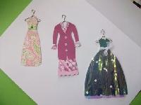 Craft Love ♥Mini Dress Garland♥