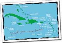 Map Postcard Swap #3