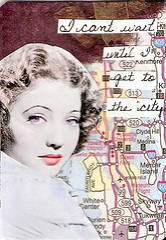 ATC with map and words