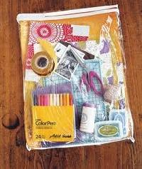 NOV: Traveling Mail Art Kit 2012