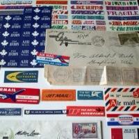 Postal Ephemera Swap Envie - International