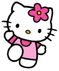 Hello Kitty ATC