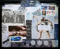 Mail Art File Folder