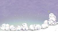 * Snowman card * # 2