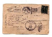 Secret Story Postcard