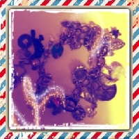 Metal charms for a crazy charm bracelet