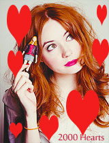 Hello Sweetie: A Doctor Who(vian) Valentine's Day