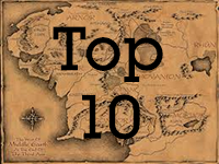 Top Ten YA Books: New Worlds Edition