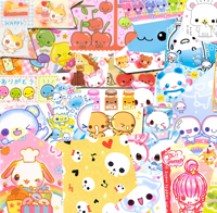 Favorite Kawaii Character ~ Pinterest Swap