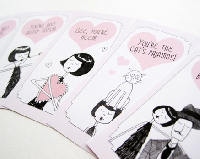 ♡ Cute Valentine's Day Cards ♡