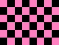 "USA ""Pink & Black "" ATC"