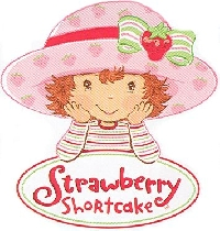 Pimp My Profile Strawberry Shortcake Edition