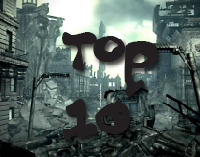 Top Ten YA Books: Dystopia & Post-apocalyptic