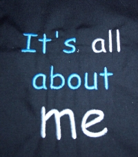 All About Me. (1)