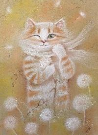 Cat postcard swap *USA only*