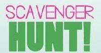 CCD~ Scavenger Hunt
