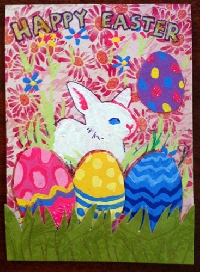 Easter Animal A.T.C.