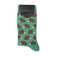 Cute sock swap!