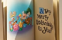 Very Merry UNBIRTHDAY to you!