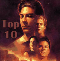 Top Ten YA Books: Favorite Male Main Characters