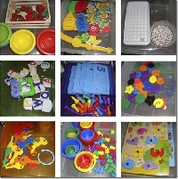 Preschool Busy Bag Exchange-- 4 partners or less