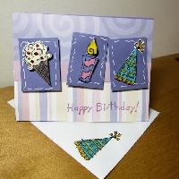 Happy Birthday -- Handmade Card Swap #3