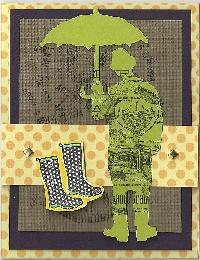 CF - Spring Handmade Card