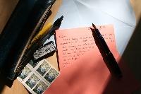 Handwritten Letter Swap