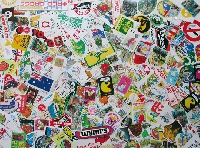 Unload Your Unwanted Stickers! (50+ Stickers) USA