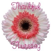 Thankful Thursdays #1 - Tweet Me!