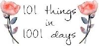 101 Things Progress- May 2013