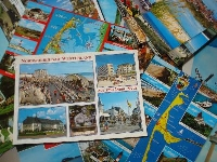 Touristy Postcard Swap