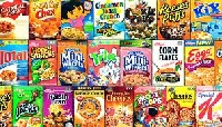 Cereal Box Envie Swap!