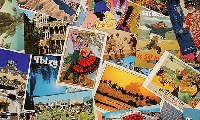 Quickly Postcard Swap #3