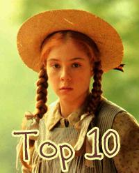 Top Ten YA Books: Favorite Female Main Characters