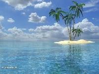 Island Postcard Swap #1