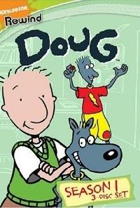 90's Nickelodeon ATC #2- Doug