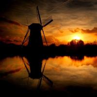 Pinterest ~ Windmills