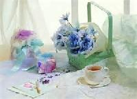 Tea Bag & Note Swap #1
