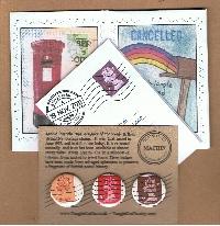 SEPT: Mini Zine + More - Postal Edition #3