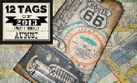 TIM HOLTZ 12 TAGS OF 2013 - AUGUST