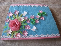 Decorate a Envie with Flowers