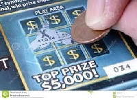 Easy Peasy Quick Simple Swap #1 Lottery Tickets