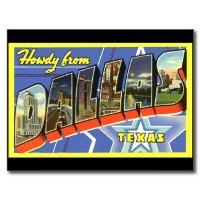 Easy peasy state postcard swap!